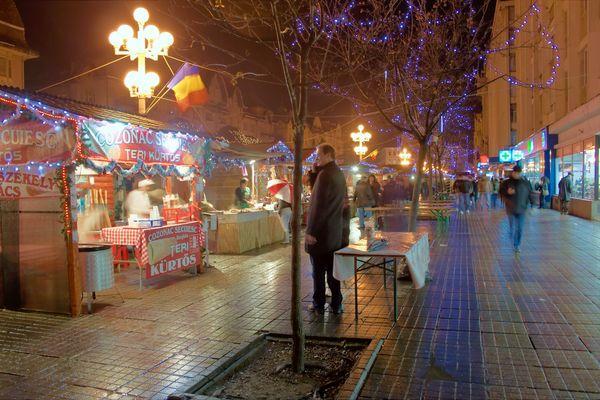 Weinachtsmarkt (Timisoara)