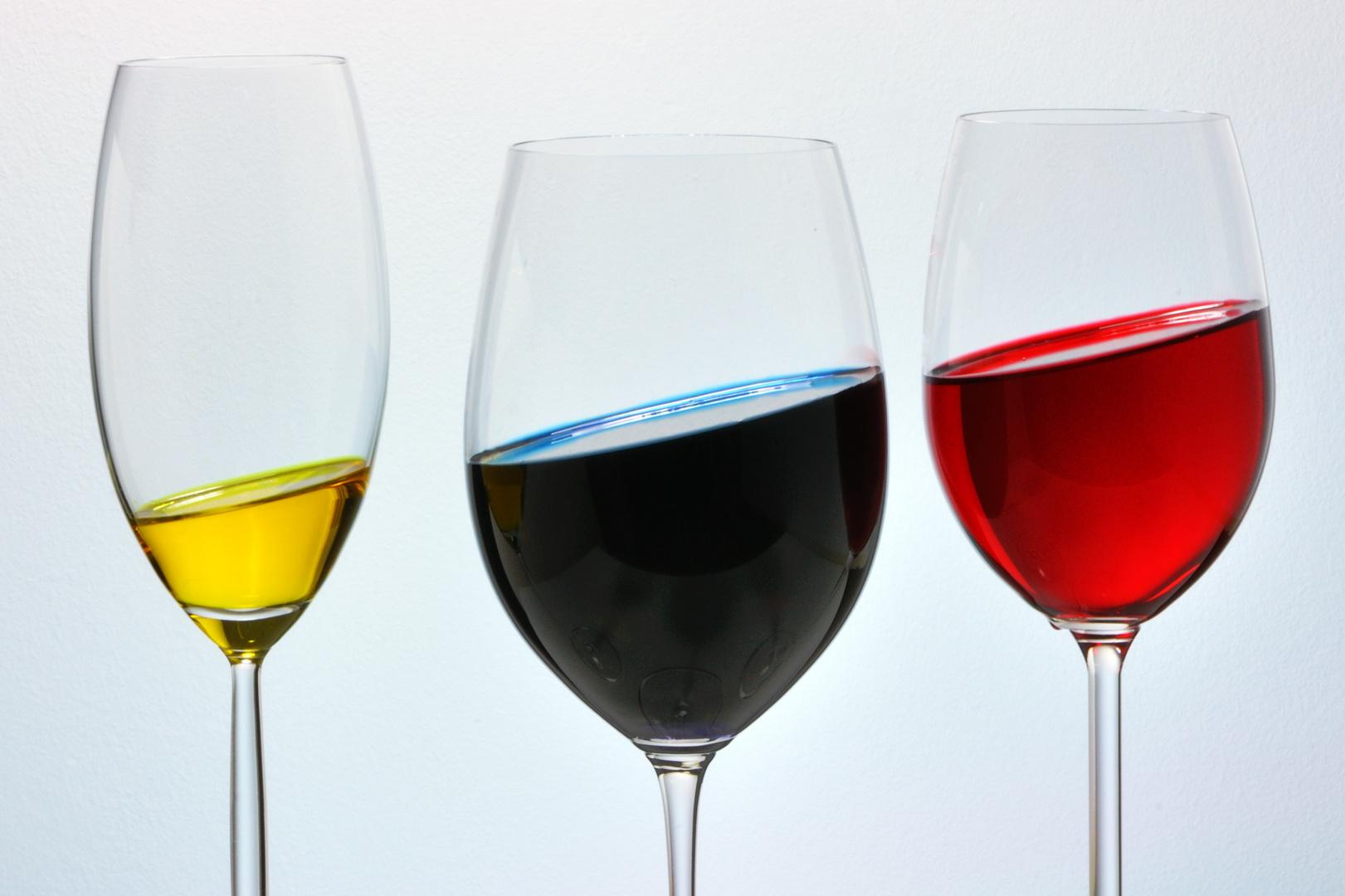 Weinglässer