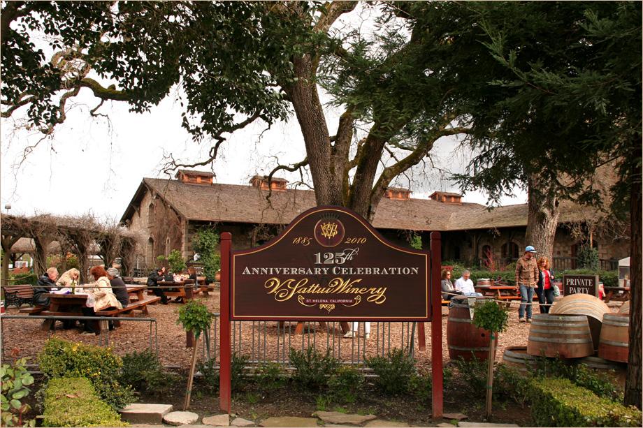 Weingut im Nappa Valley