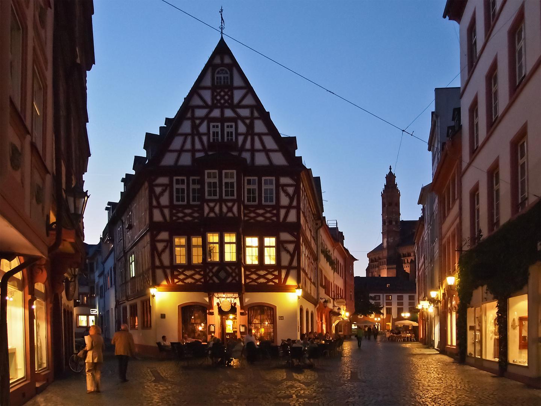 Weinhaus Zum Spiegel in Mainz