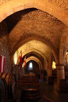 Weinkeller der Burg Vianden