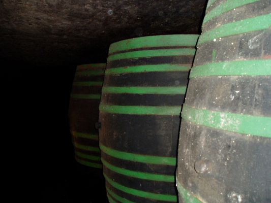Weinkellerei in Styria