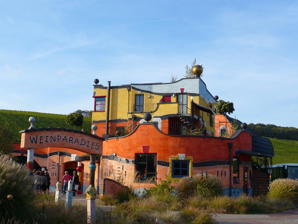 Weinparadies Hundertwasser