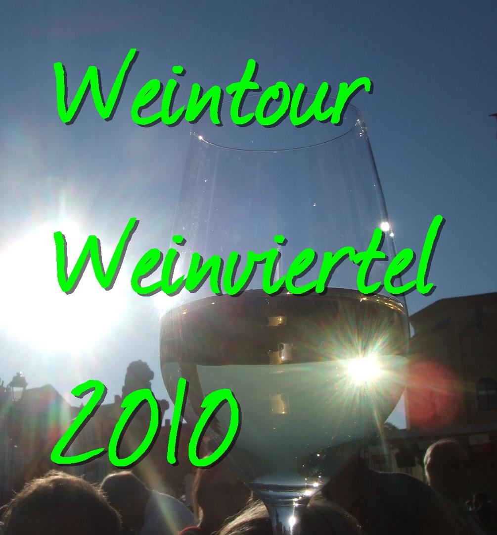 Weintour Weinviertel 2010