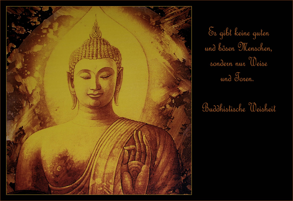 Weisheiten...