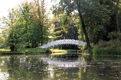 Weiße Brücke