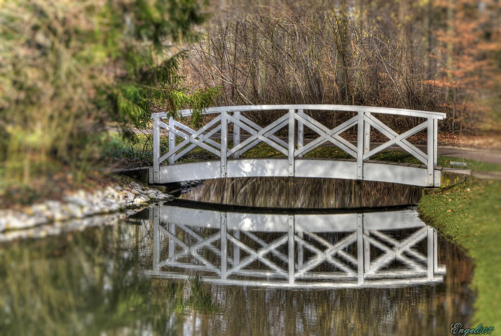 Weiße Brücke 2013
