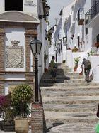 Weiße Dörfer: Frigiliana
