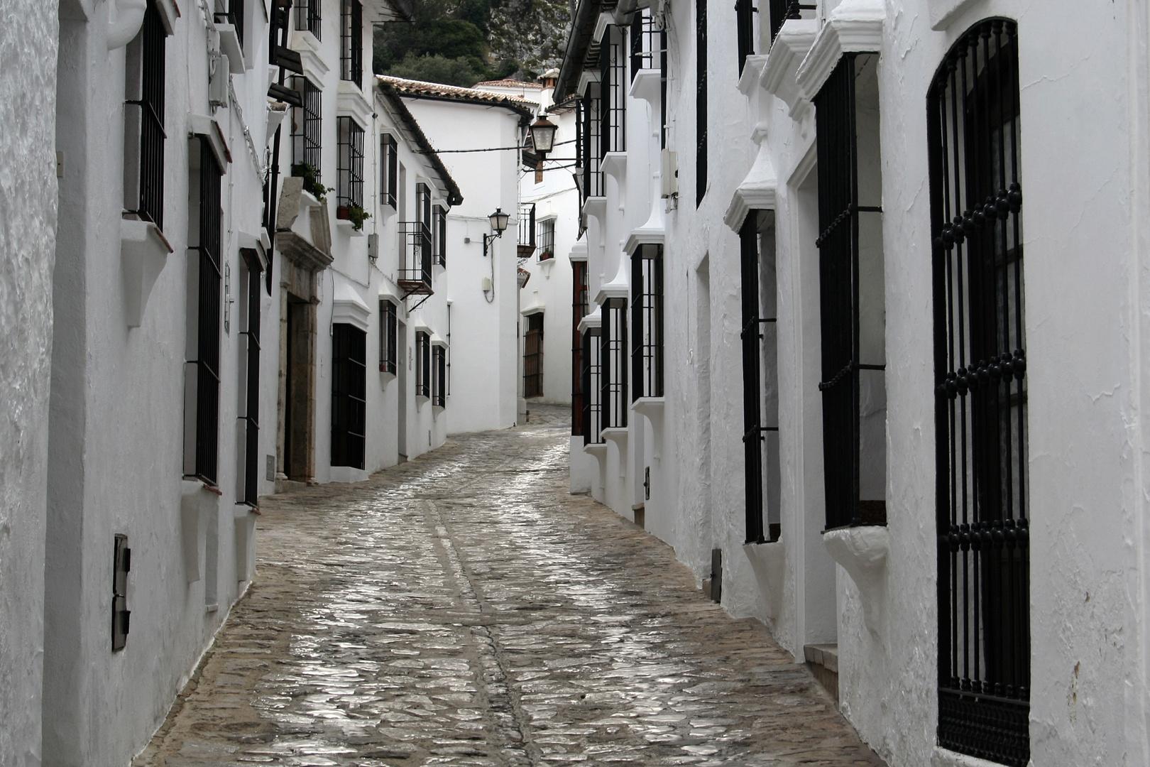Weiße Dörfer: Grazalema