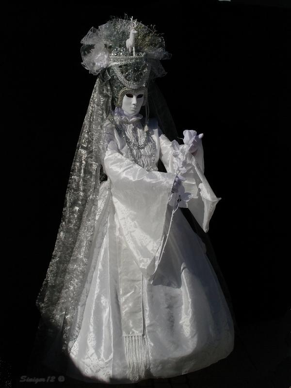 Weiße Königin