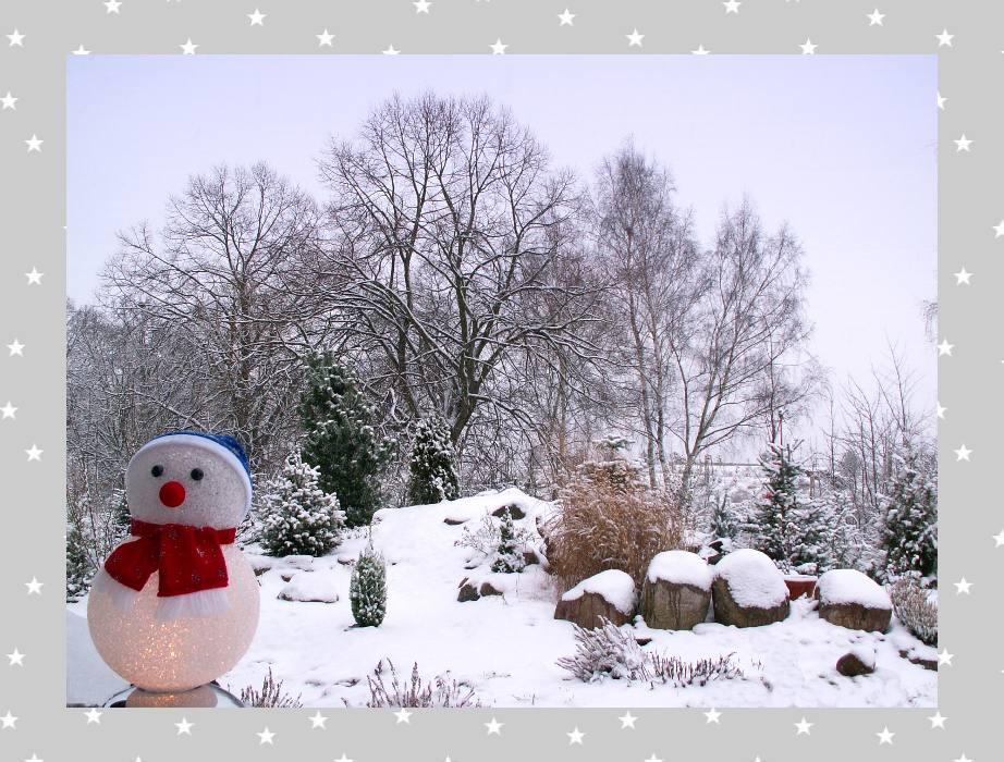 Weiße Weihnacht