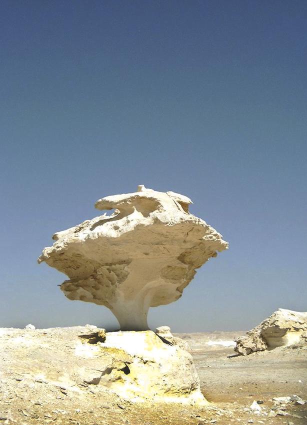 Weisse Wüste II