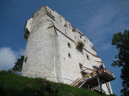 Weißer Turm in Brasov (Kronstadt)