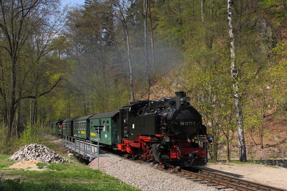 Weißeritztalbahn, 99 1771-7