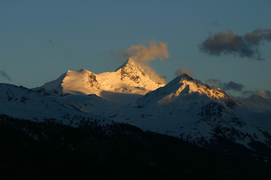Weisshorn  (4506 m)