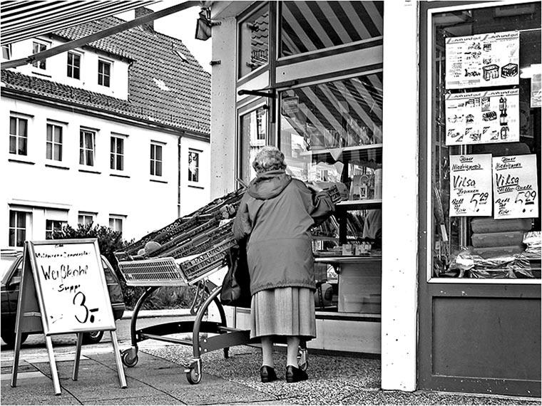 Weißkohlsuppe 3 Euro