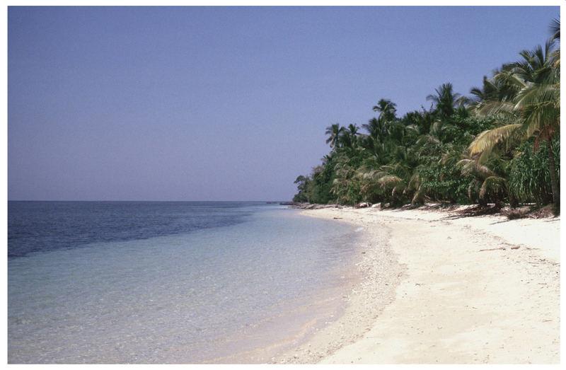 weit und breit keine Strandliege