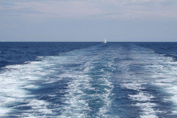 Weite des Meeres