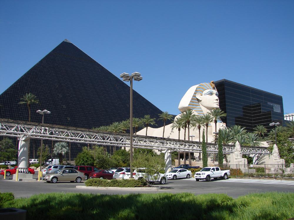 Weiter: Ägypten in Las Vegas