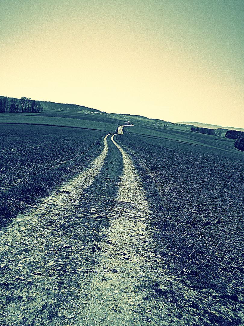 weiter Weg