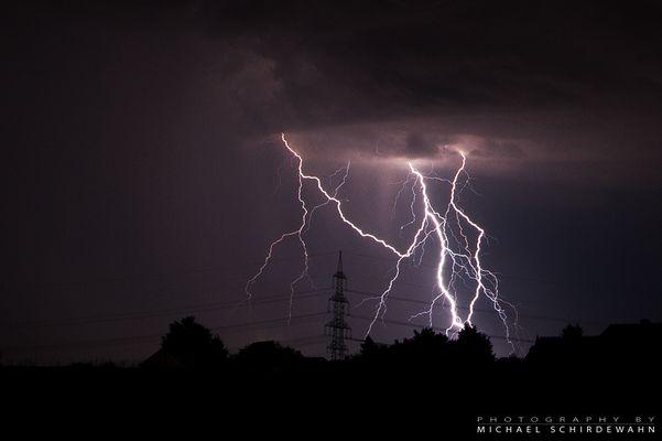 Weitere Blitze