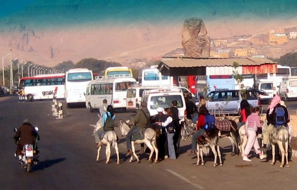 Weitere Eindrücke von Ägypten! (Bei sehr mäßigen Aufnahmebedingungen!)