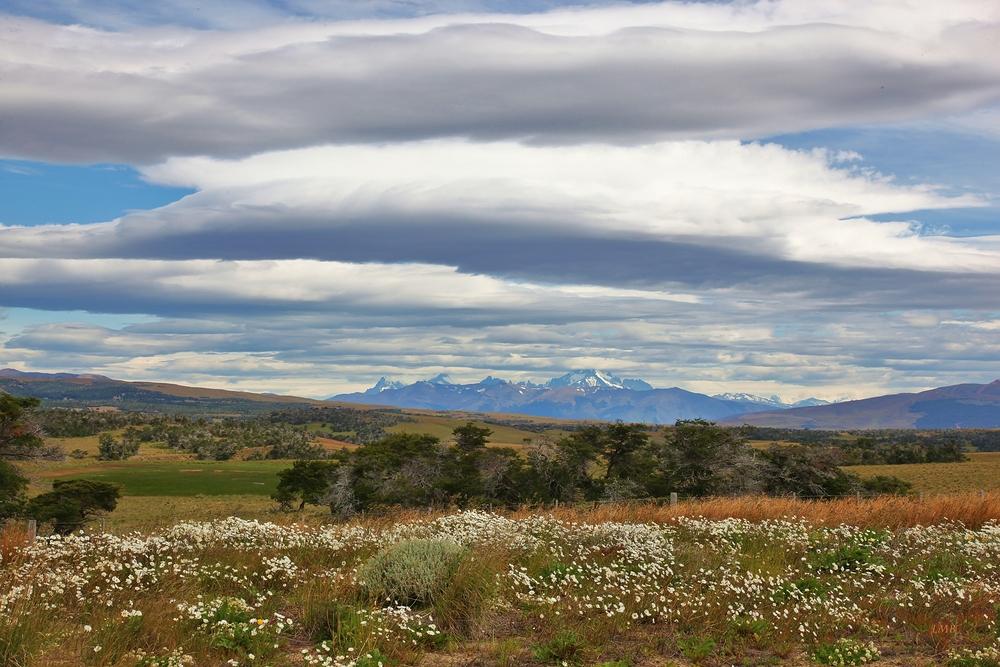 Weites Patagonien