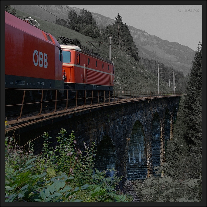 Weitmoser Viadukt