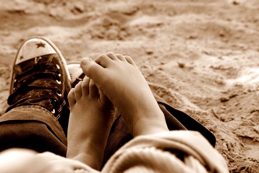 Welch Füße