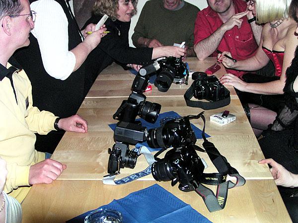 Welche Kamera möchten sie gerne?