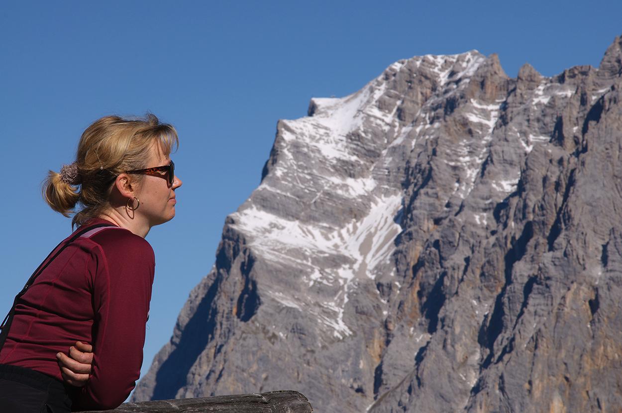 Welchen Berg ...