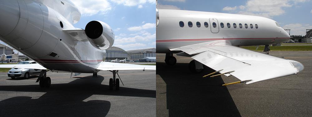 Welcher Flugzeugtyp?