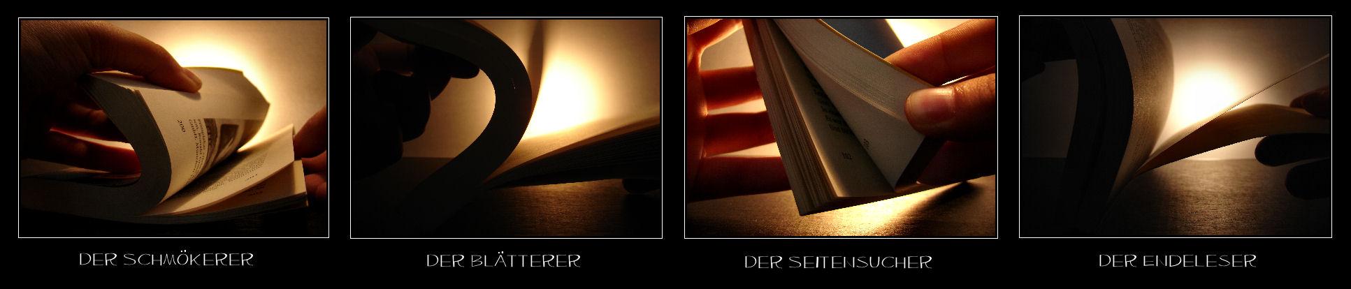 Welcher Lesetyp bist du?