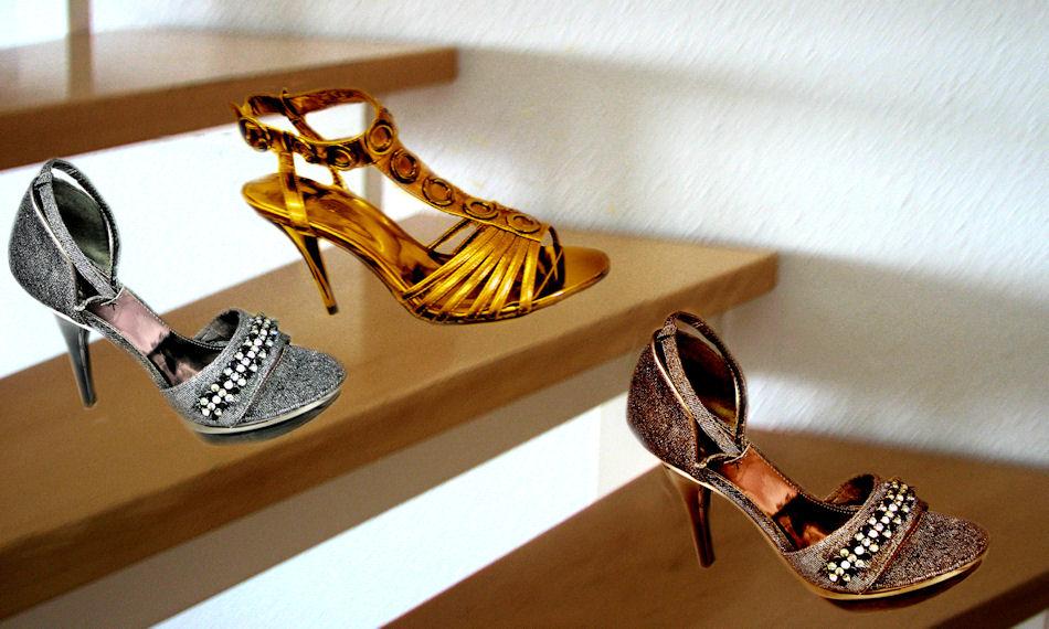 Welcher Schuh