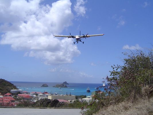 welcome in Saint Barthelemy