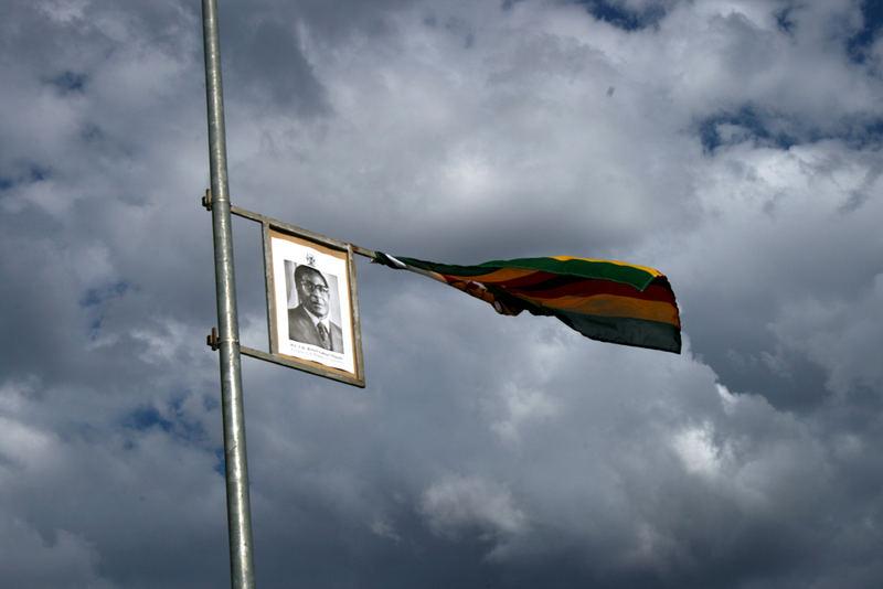 Welcome, Mr. Mugabe (reloaded)