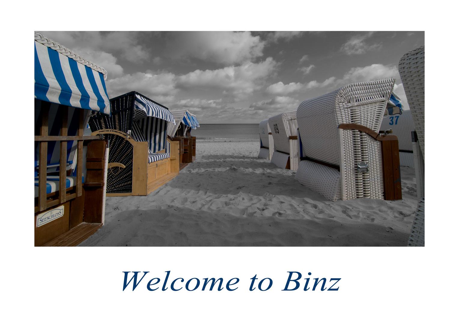 Welcome to Binz