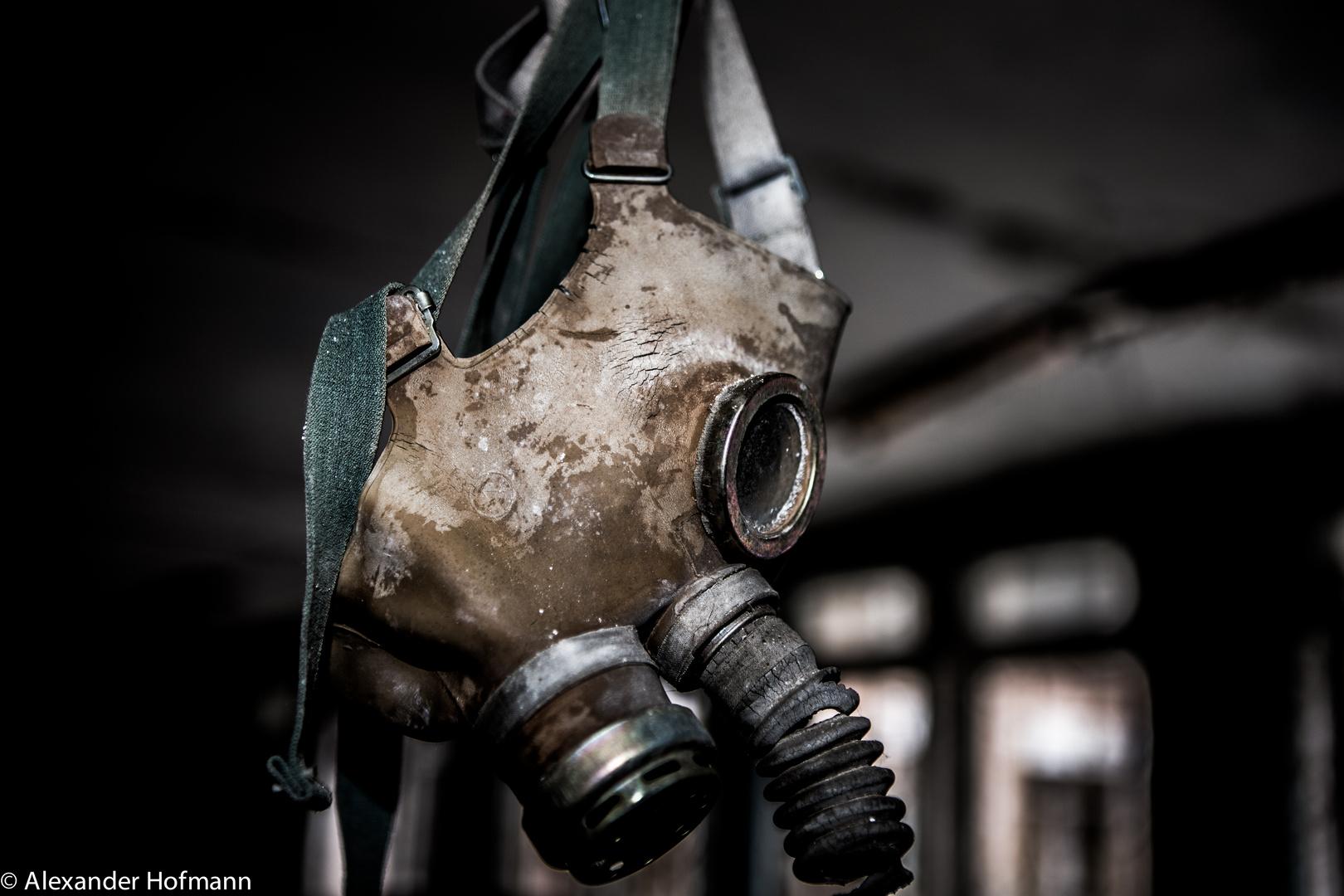 welcome to Chernobyl Kindergarten . . .