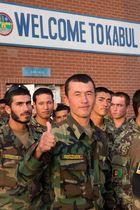Welcome to Kabul