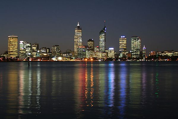 Welcome to Perth