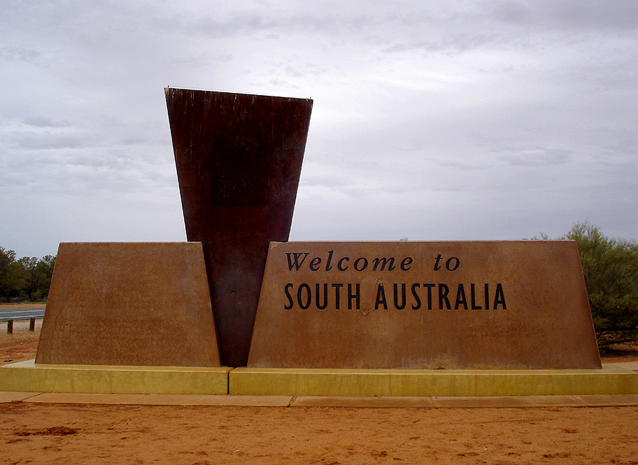 Welcome to South Australia