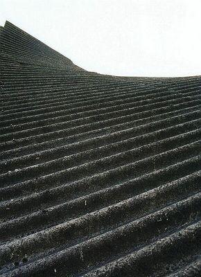 Wellblech Dach