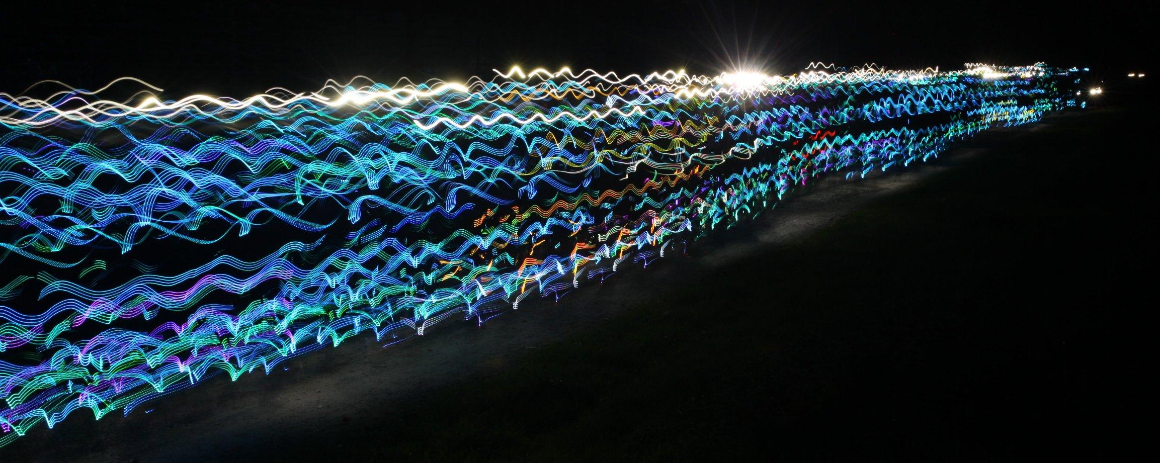 Wellen 1 - Speed of light 2013 - Ruhr