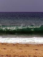 Wellen auf Ko Lanta, Südthailand