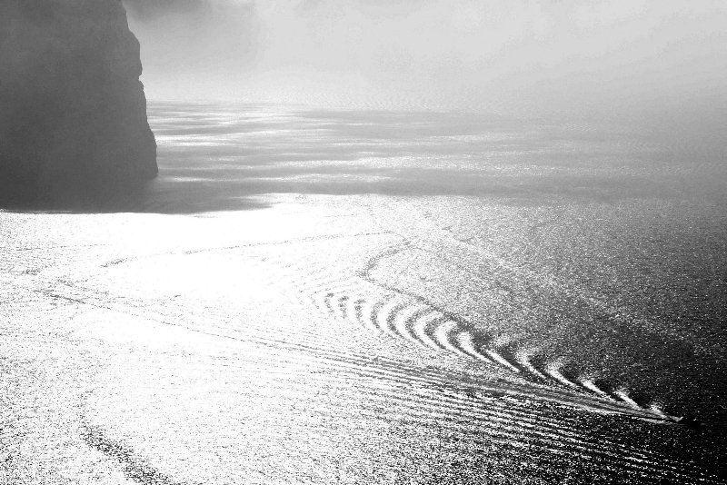 Wellen und Schatten