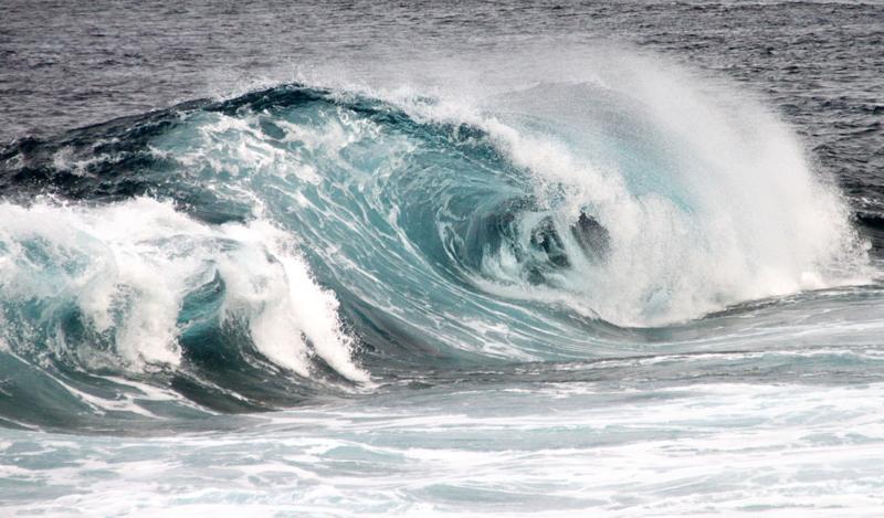 Wellen vor Lanzarote
