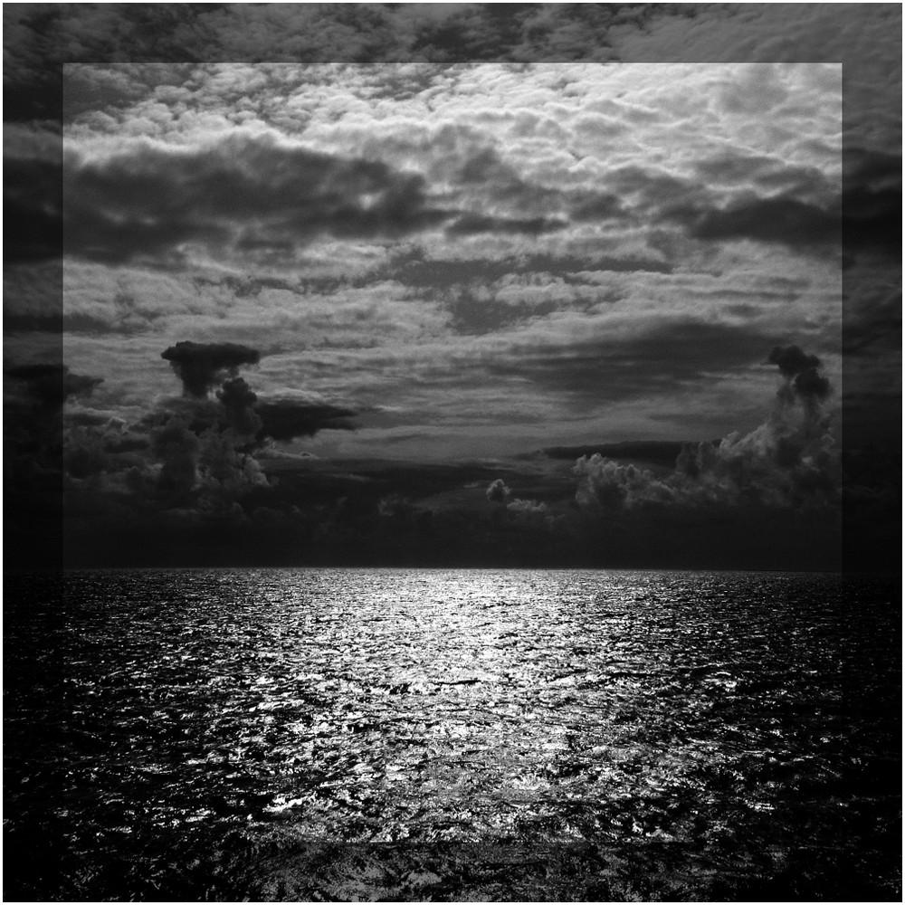 Wellen Wind Wolken Sonne