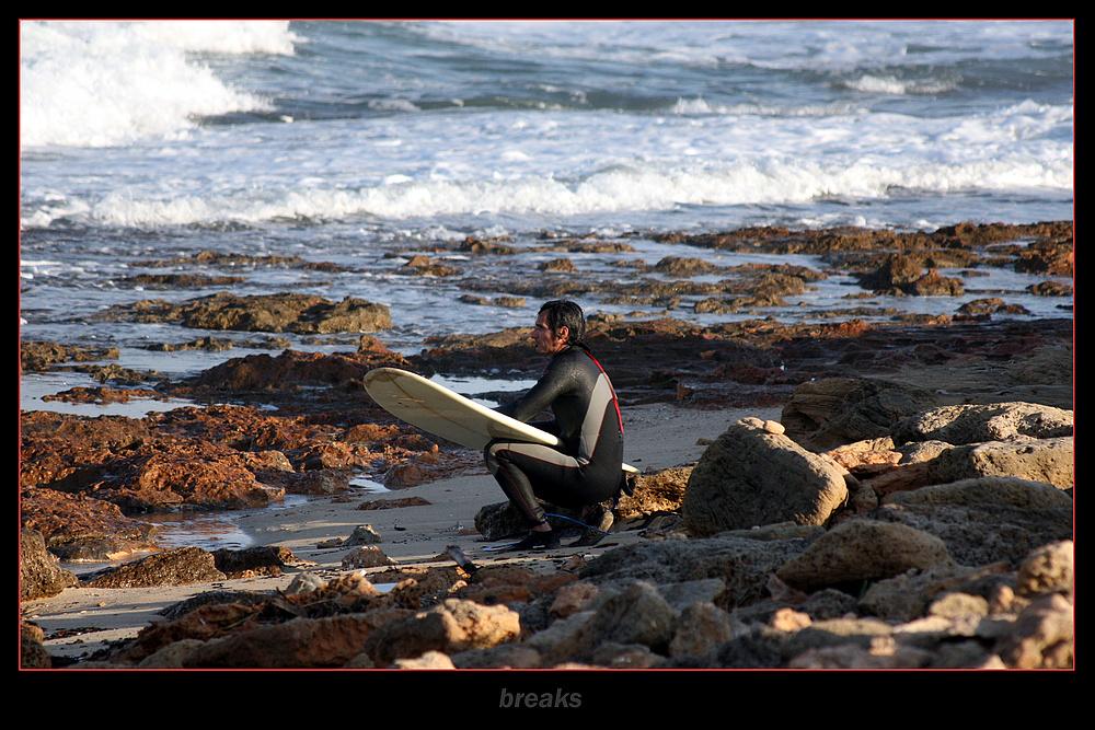 Wellenreiten auf Mallorca
