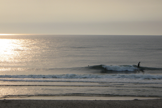 Wellenreiten Ostsee Nordsee