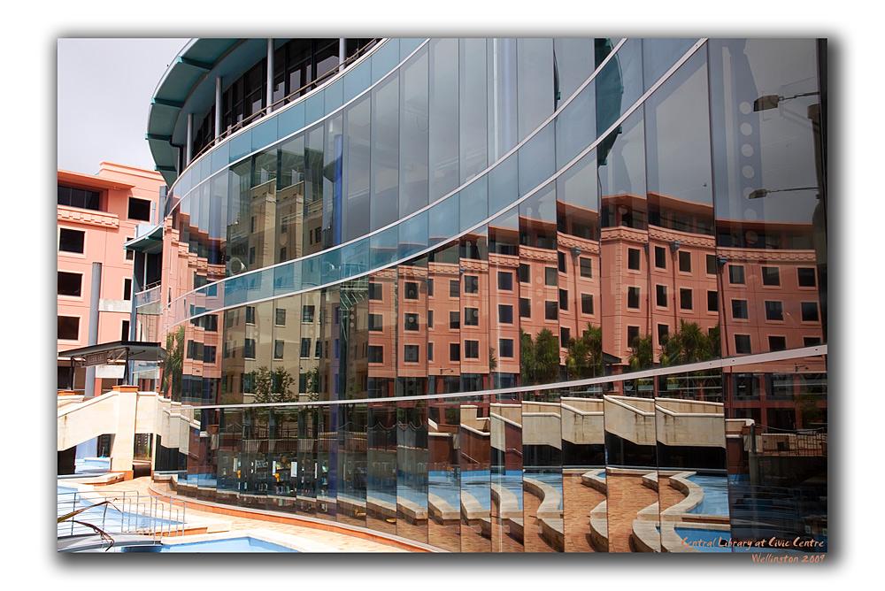Wellington Civic Centre 2